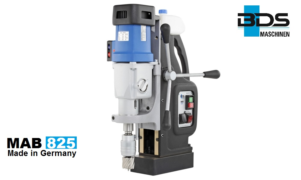MAB 825 magnetic drill press