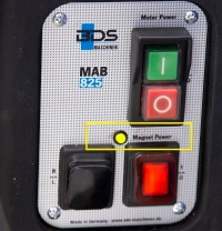 Magnet Indicator